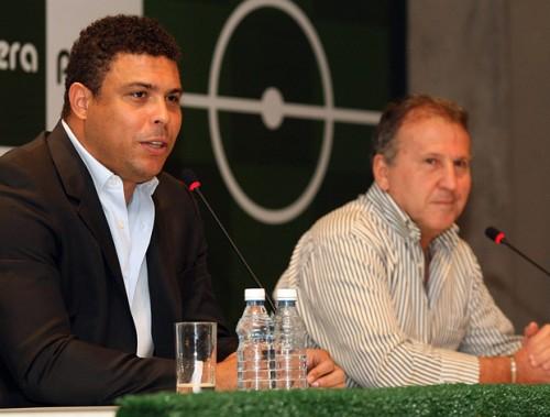 ronaldo e zico Pnera