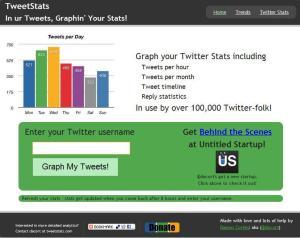 Tweetstats