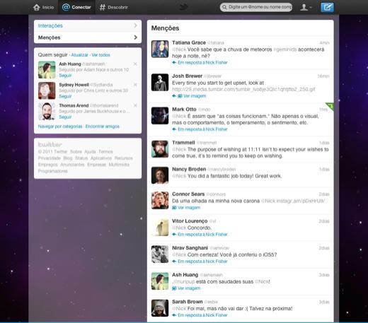 Novo Twitter 2