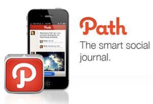 path aplicativo rede social