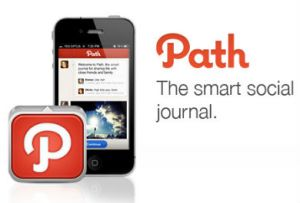 path aplicativo rede social