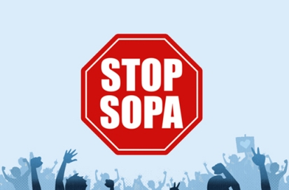 SOPA twitter