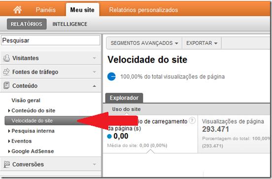 velocidade-site-menu-analytics