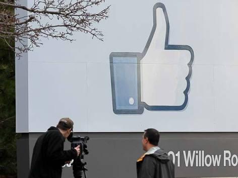 Sistema de Contas Certificadas facebook