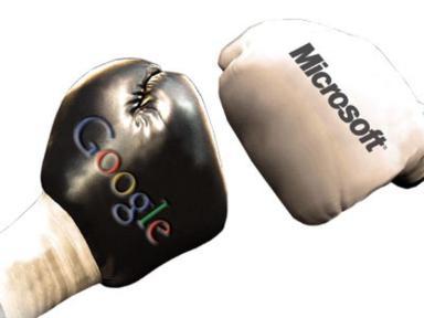 Microsoft acusa Google