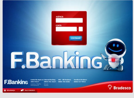 F.Banking Bradesco Facebook