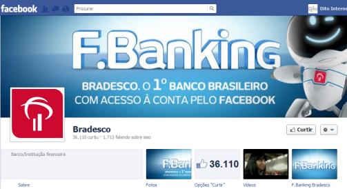 Facebook Bradesco