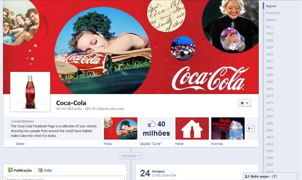 Partir De Hoje Dia 30 De Marco Todas As Paginas Do Facebook Perfil E