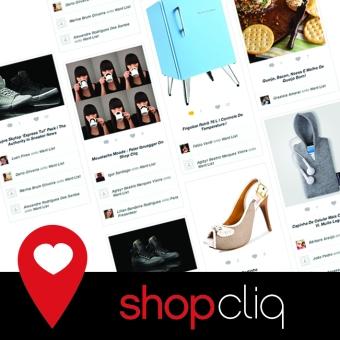 shopcliq rede social