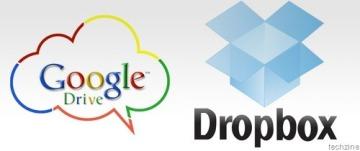 google-drive vs Dropbox