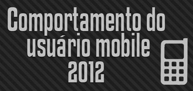 Infografico - Pesquisa Mobile 2012