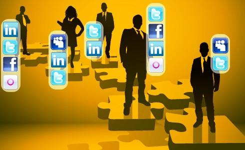 executivos redes sociais