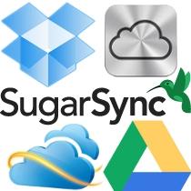 Google Drive, Dropbox, SkyDrive Qual é Melhor