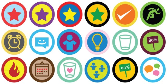 badges O que é Gamification