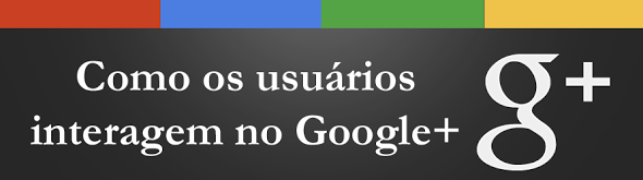 título Usuários Google+