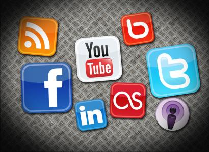 imagens para o Facebook, Pinterest, Twitter, Youtube, Google+ e Linkedin