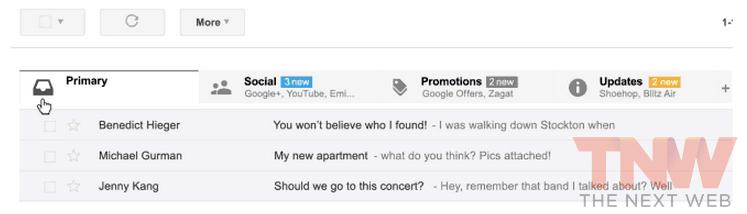 Novo Gmail Serviço de e-mail passará por reformulação em breve
