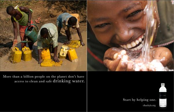 O Poder das Mídias Sociais para resolver os grandes problemas -  Case Charity Water